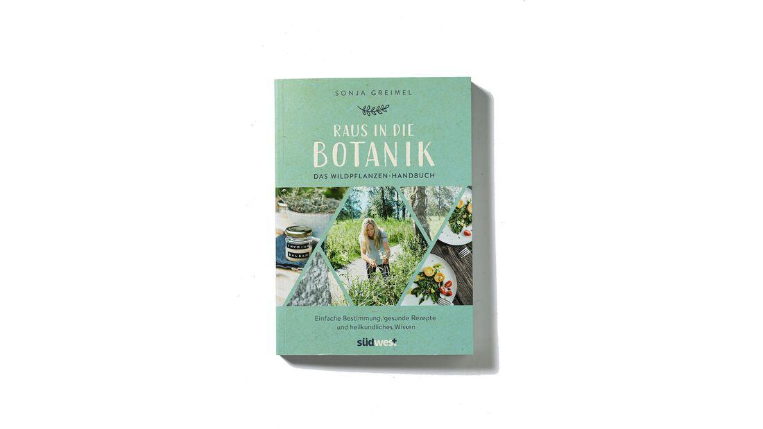 Buch: Raus in die Botanik