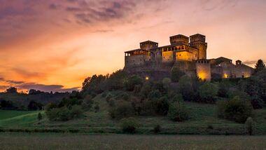 Burg Torrechiara