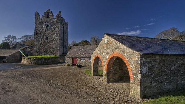 Burg Winterfell in Nordirland