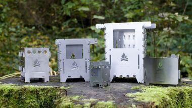 Bushcraft Essentials Bushbox Kocher