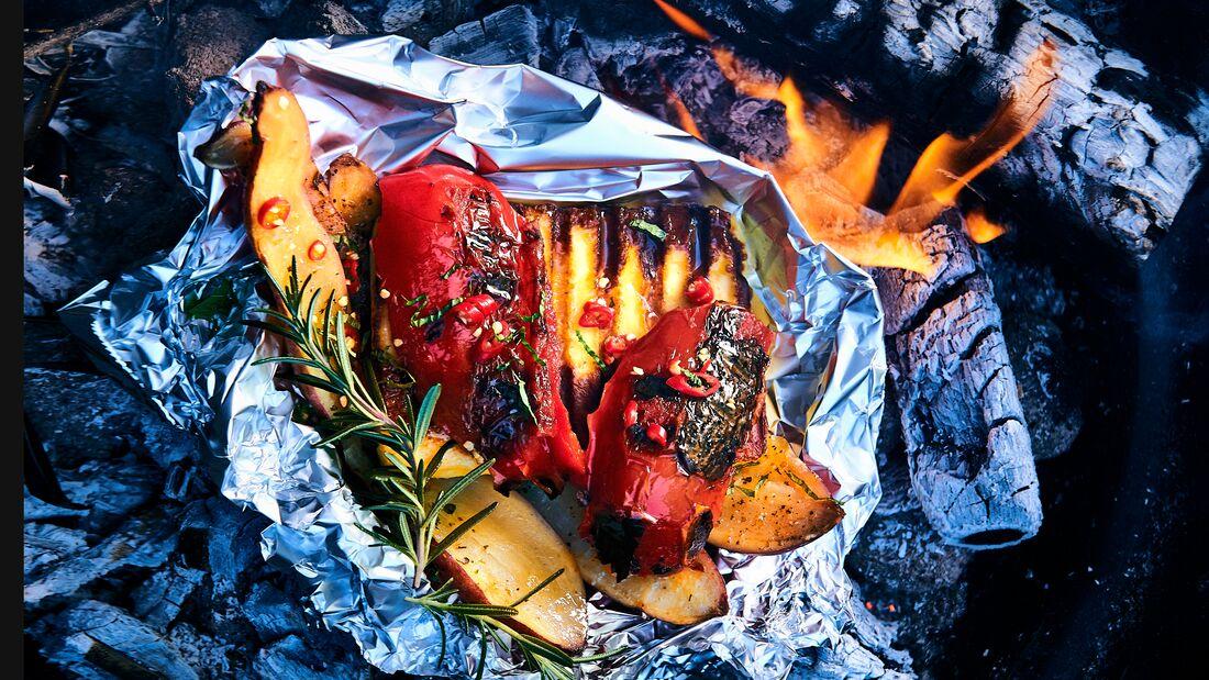 Camp Cooking: Deftige Hauptgerichte für den Hütten Abend