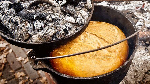 Camp Cooking: Rezepte für einen gemütlichen Kochabend auf dem Campingplatz
