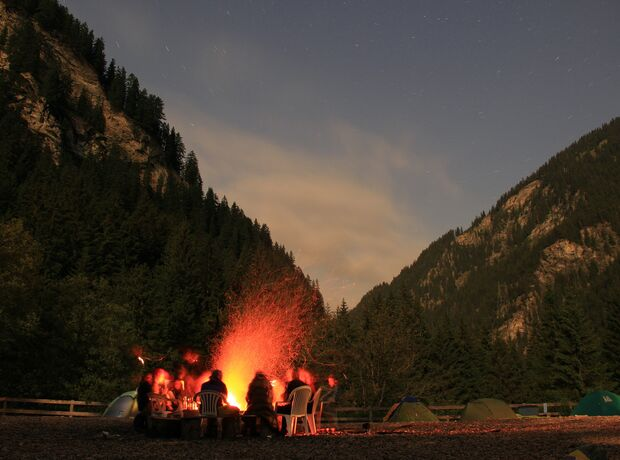 Camping Magic Wood Schweiz
