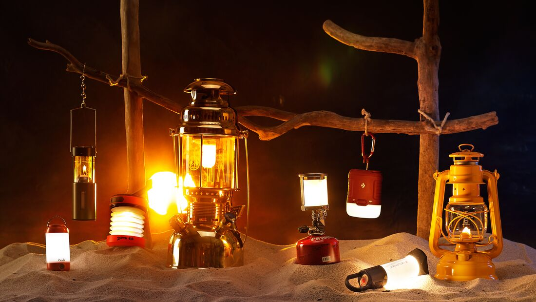 Campinglampen 2020