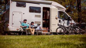 Campingtour mit Wohnmobil