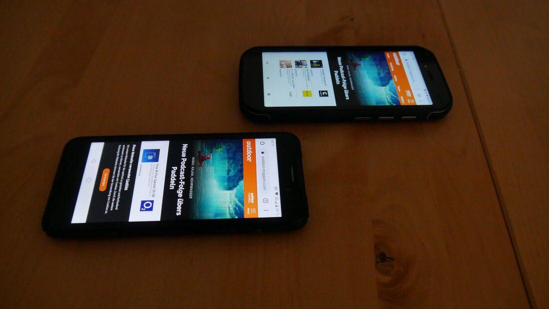 Cat S42 Smartphone im Praxistest