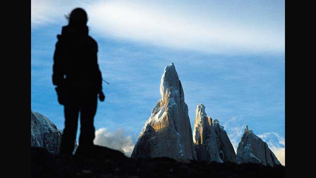 Cerro-Torre-Trek in Patagonien