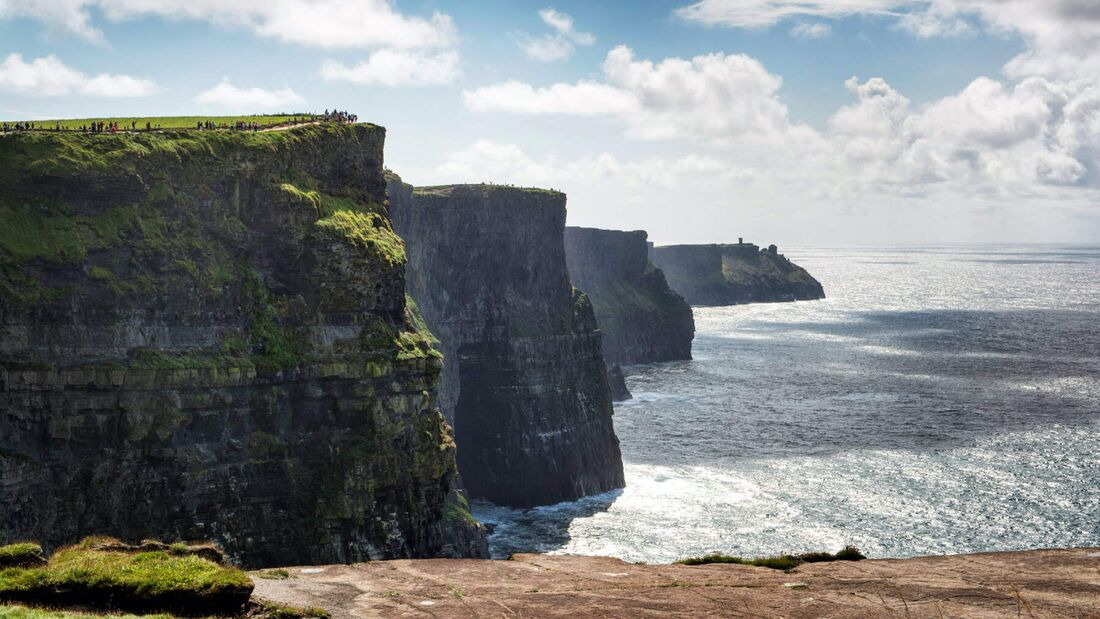 Cliffs of Moher, Clare, Irland