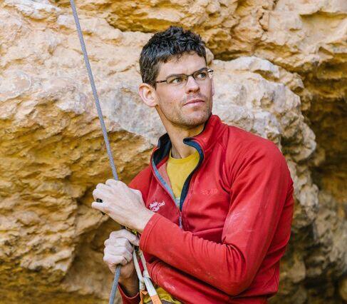 Climbing Coach Jon Redshaw
