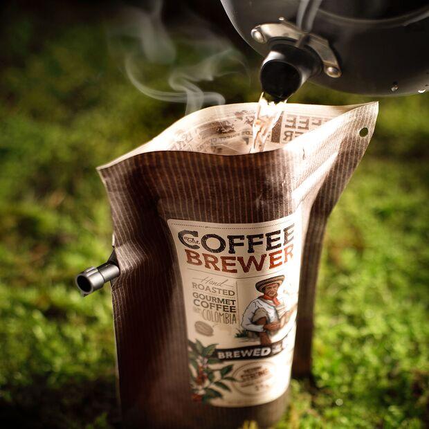 Coffee Brewer - Kafee aus der Tüte