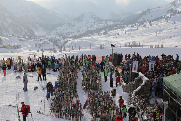 Das war das Intersport Alpenglühen 2014 8