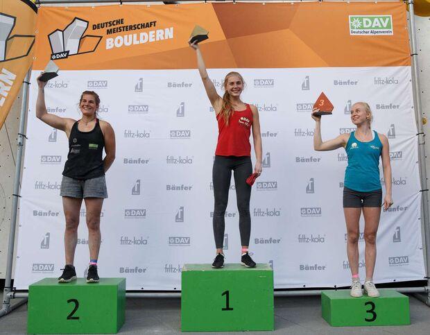 Deutsche Bouldermeisterschaft 2020