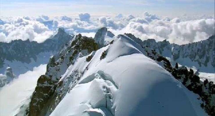 Die Alpen - Unsere Berge von oben - Trailer