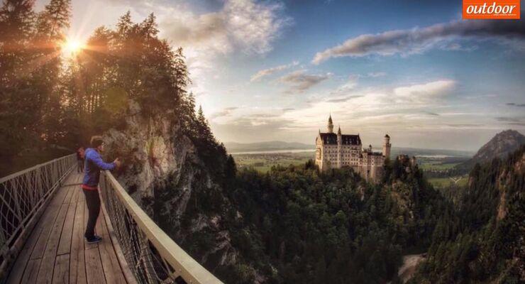 Die Lieblingsorte unserer User in Bayern