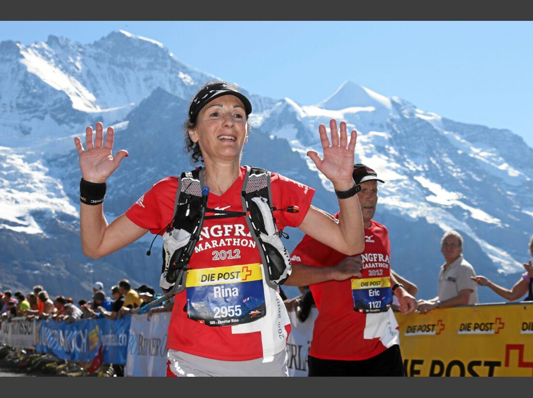 Die schönsten Bilder vom Jungfrau Marathon 2012 20