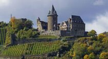 Die schönsten Burgen im Mittelrheintal