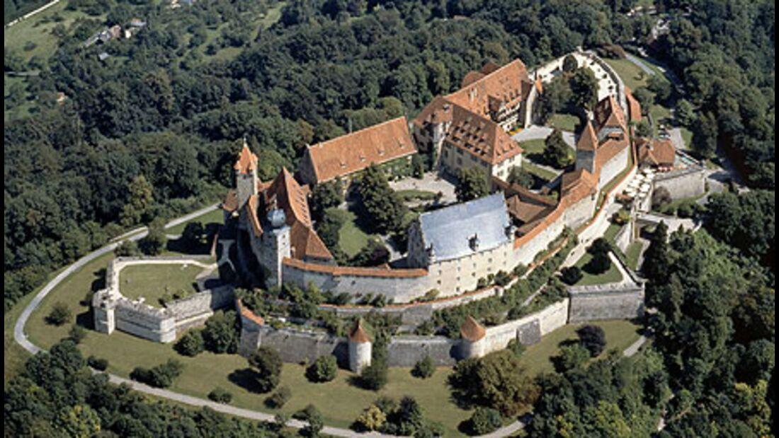 Diese 15 Burgen sollte man gesehen haben
