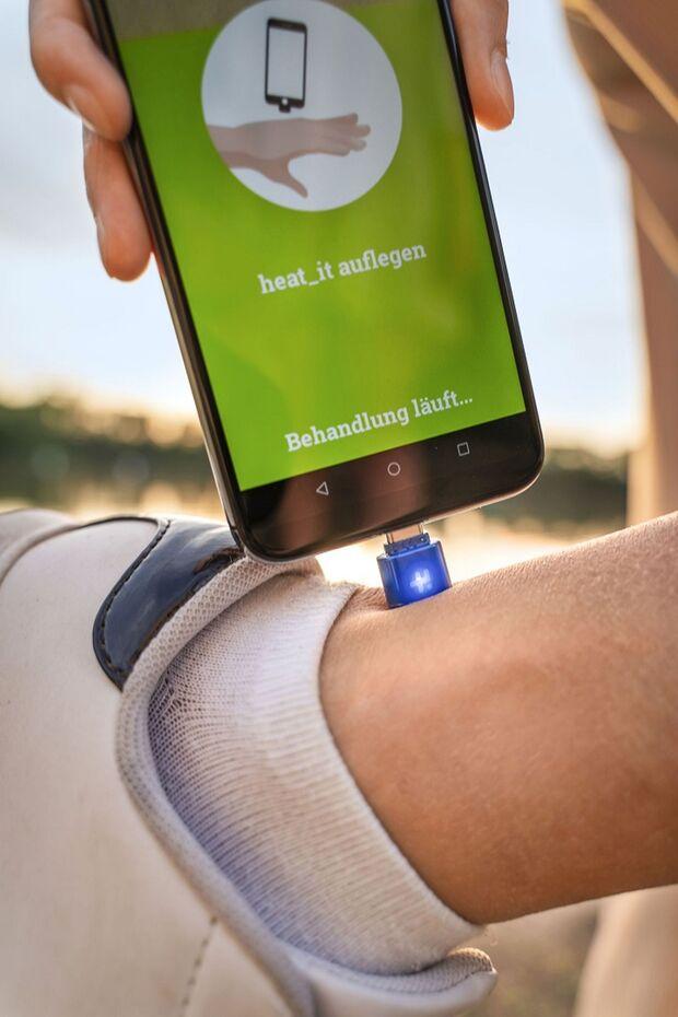 Diese App hilft gegen Mückenstiche