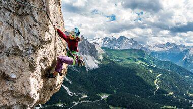 Dörte Pietron: die Spitzen-Alpinistin im Interview