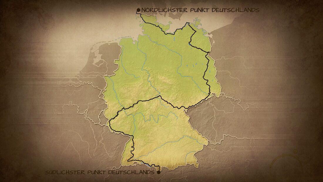 Dokumentarfilm Deutschland zu Fuß