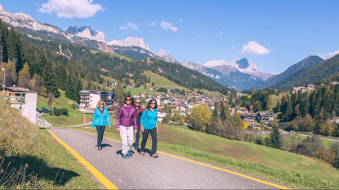 Dolomiten - Val di Fassa