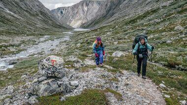 Dovrefjell Norwegen, Reisebericht 01/2021