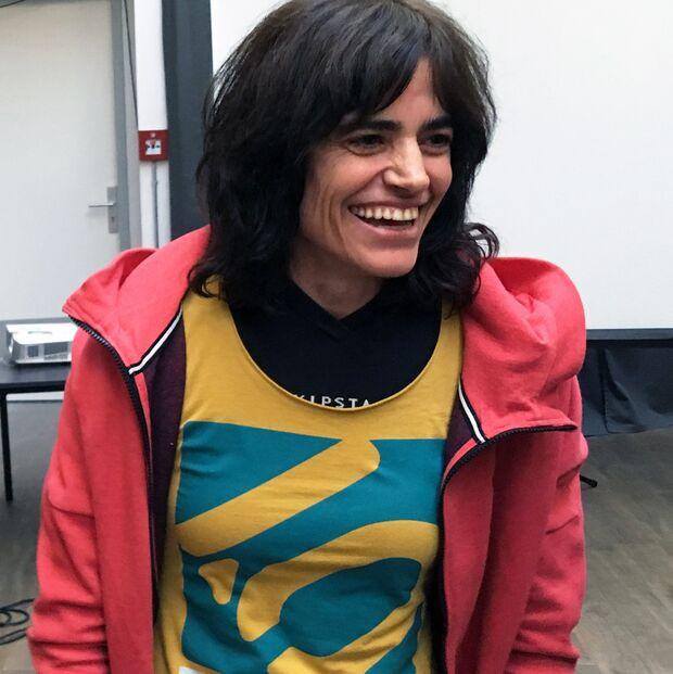Dr Eva Lopez-Rivera