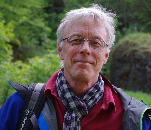 Dr. Jürgen Kollert, Vorsitzender IG Klettern Frankenjura