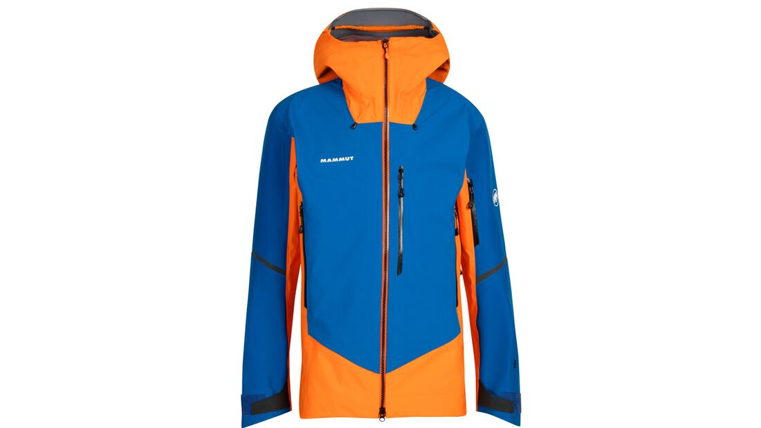 Dreilagenjacken Test 11/2020, Mammut Nordwand ro HS Hooded Jacket