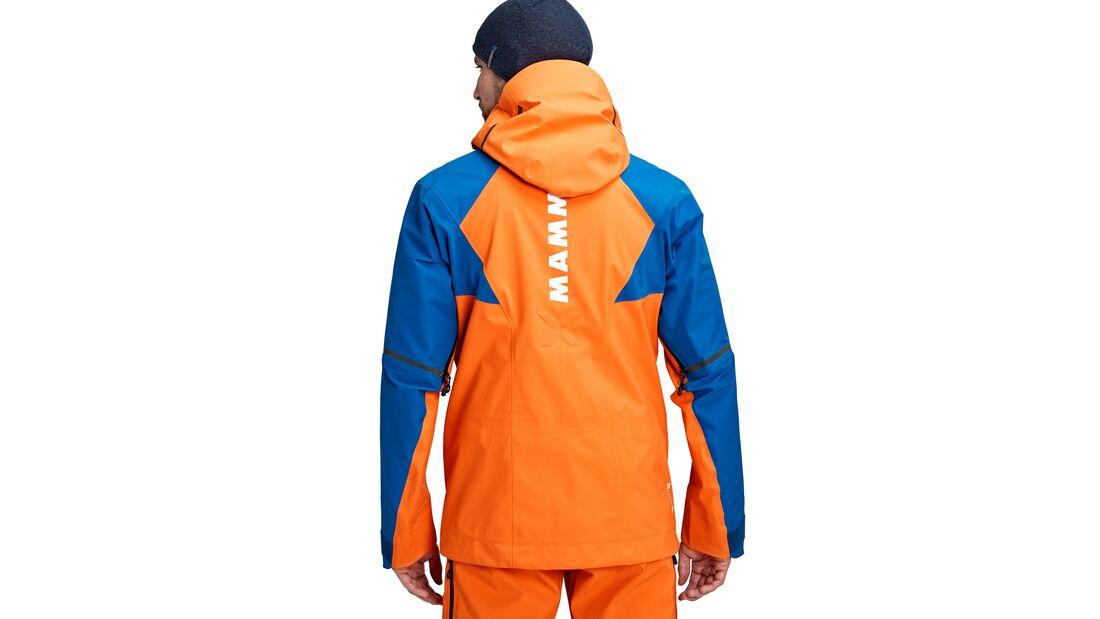 Dreilagenjacken Test 11/2020, Mammut Nordwand ro HS Hooded Jacket