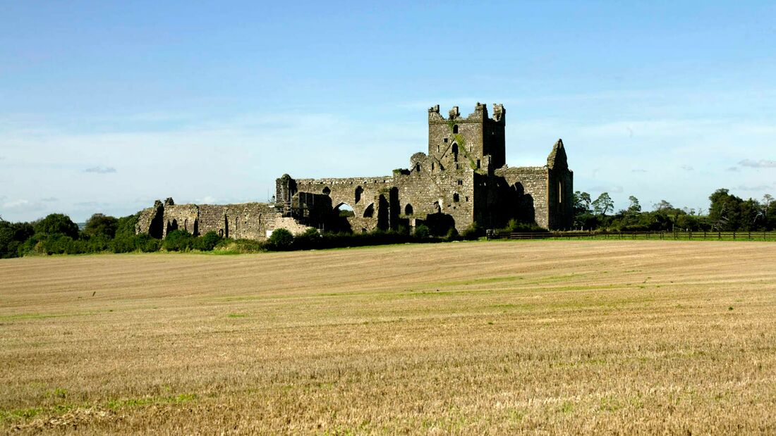 Dunbrody Abbey, Irland