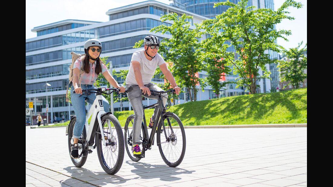 E-Bike-Test