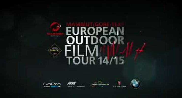 EOFT 2014/15 - Trailer zur Filmtour