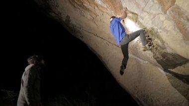 El Diablo (V15): Daniel Woods kreiert sensationellen Highball-Boulder in Mexico (by EpicTV) TEASER BILD