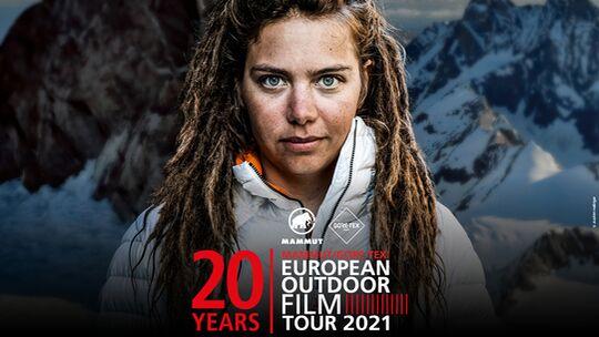 European Outdoor Film Tour - Caro Nort