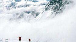 Everest Spiel mit dem Tod