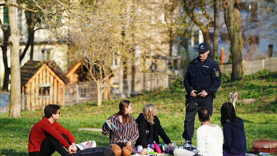 Everyday Life Fundamentally Altered As Germany Faces Coronavirus Pandemic