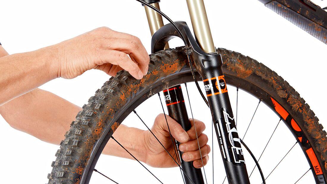 Fahrrad fit machen, Heft 05/201