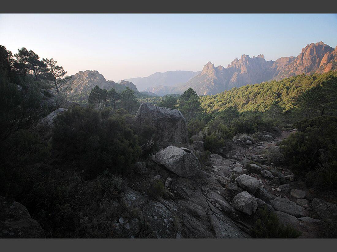 Fernwanderweg GR20 auf Korsika - Impressionen 12