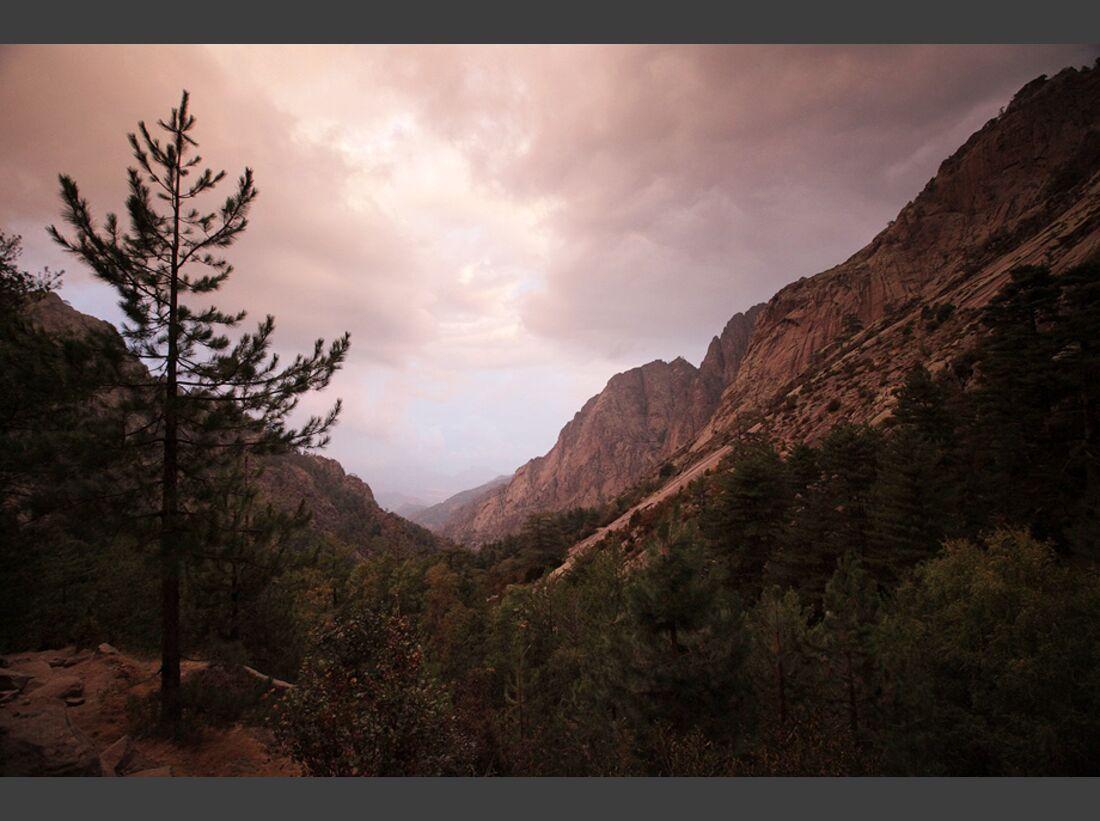 Fernwanderweg GR20 auf Korsika - Impressionen 14