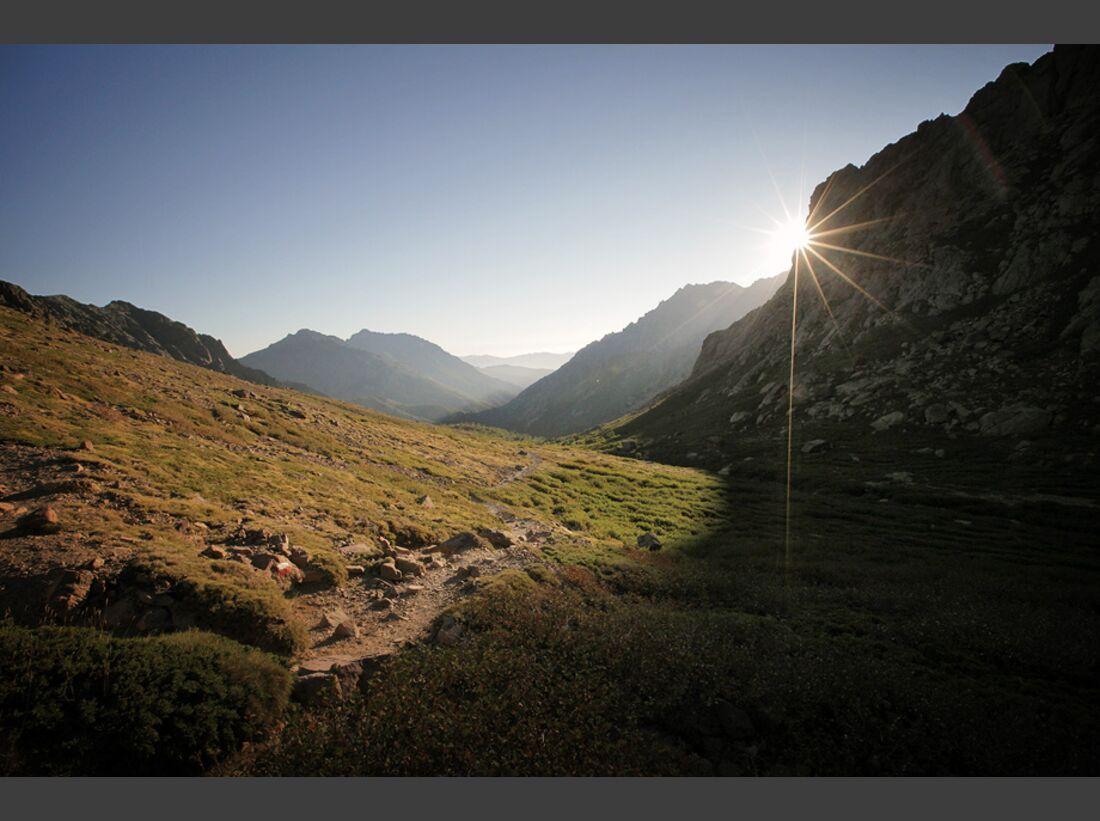 Fernwanderweg GR20 auf Korsika - Impressionen 16