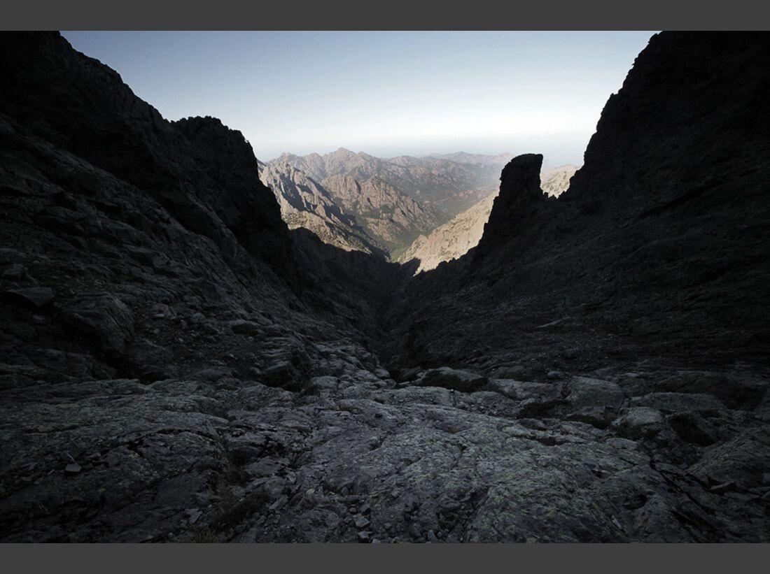 Fernwanderweg GR20 auf Korsika - Impressionen 17