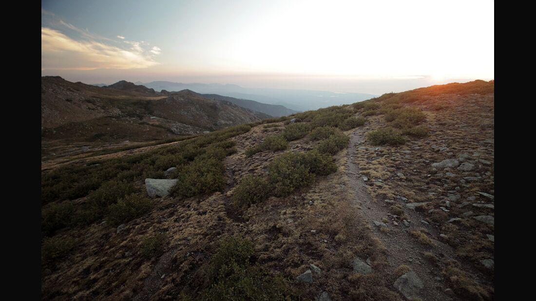 Fernwanderweg GR20 auf Korsika - Impressionen 3
