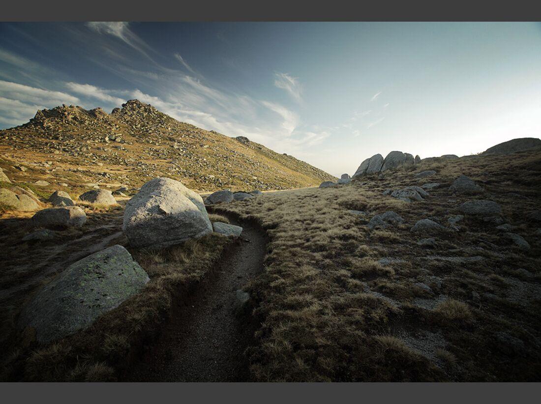 Fernwanderweg GR20 auf Korsika - Impressionen 5