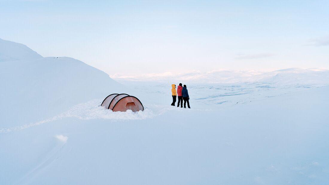 Fjällräven 1974 Expedition Serie - Daunenjacken