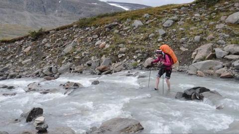 Flussquerungen - sicher furten