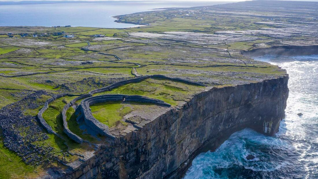 Fotostrecke Irland/ Aran Islands