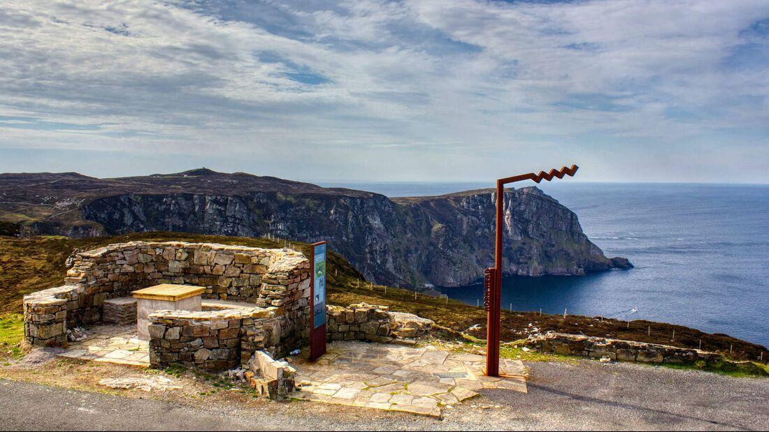 Fotostrecke Irland, Horn Head