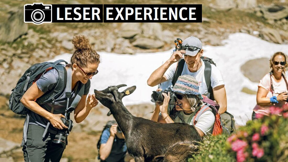 Fotoworkshop im Tessin - OUTDOOR-Leser-Experience