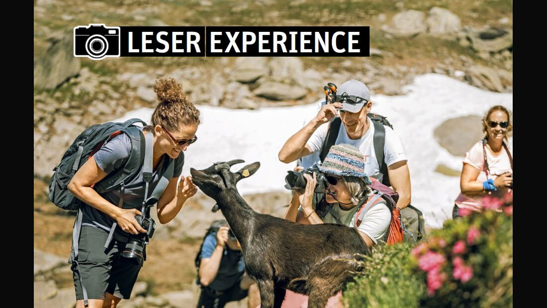 Fotoworkshop im Tessin - OUTDOOR-Leser-Experience